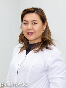 Валиева Заррина Азизовна
