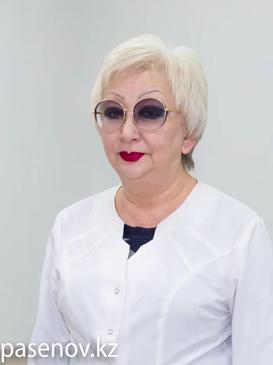Буранбаева Наталья Максутовна