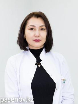 Амирова Гульмира Бериковна
