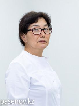 Апильжанова Кундуз Есдаулетовна