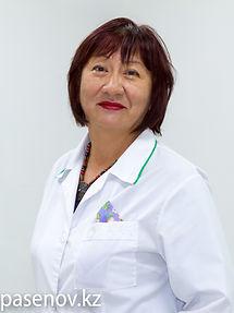 Бактыбаева Санжан Бактыбаевна