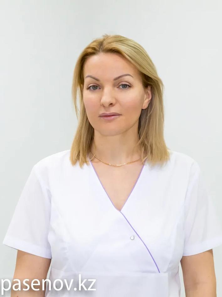 Пасенова Наталья Николаевна