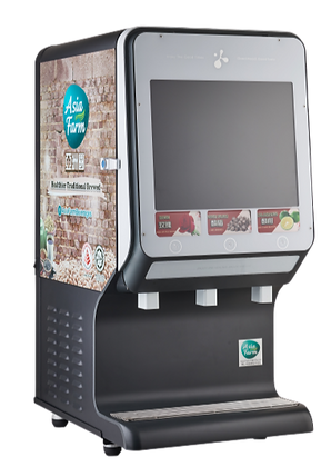 Solimax Prima V1 Automatic Post Mix Juice Machine