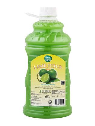 Lime Juice Cordial
