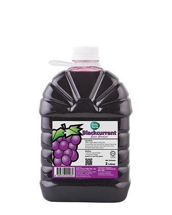 Blackcurrant Juice Cordial