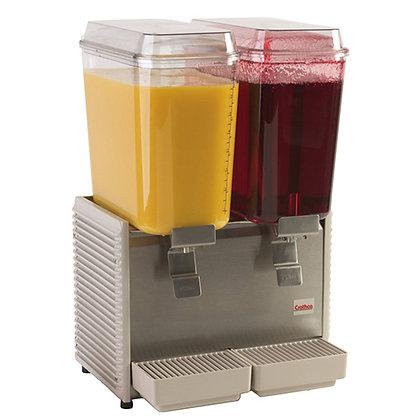 18L Twin Bowl Dispenser Machine
