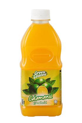 Calamansi Juice Cordial