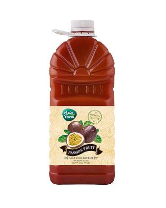 Premium Passion Fruit Juice Concentrate