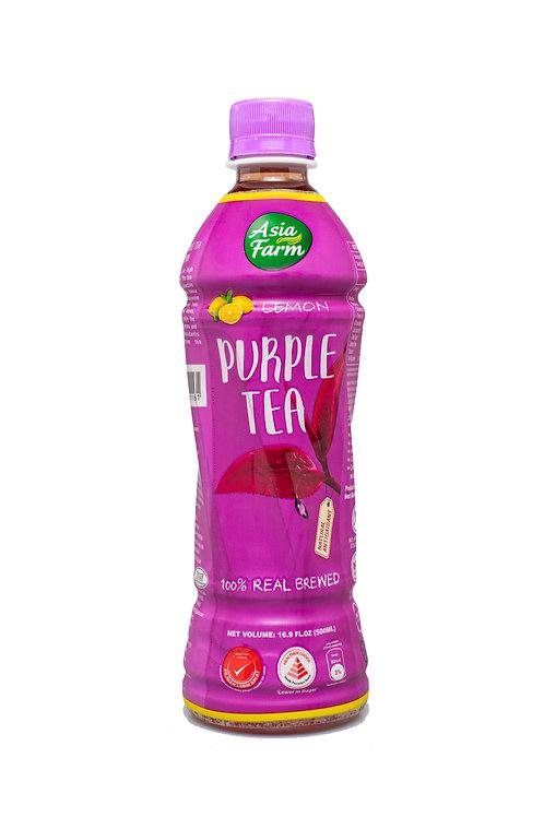 Asia Farm Purple Lemon Tea (24's x 500ml)