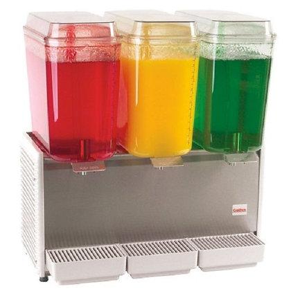 18L Triple Bowl Dispenser Machine