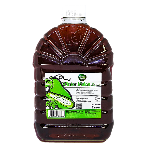 Asia Farm Winter Melon Syrup (2L)