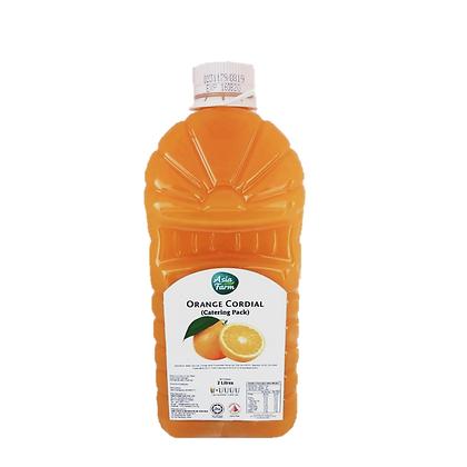 Healthier Choice Orange Cordial
