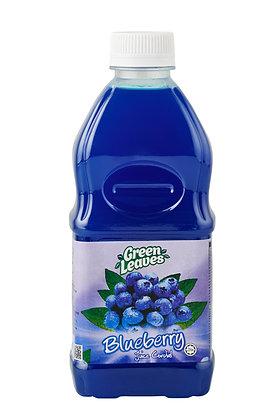 Blueberry Juice Cordial