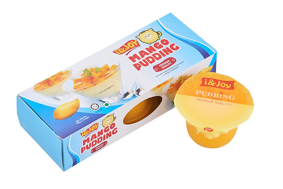 Mango Pudding (3's x 105g)