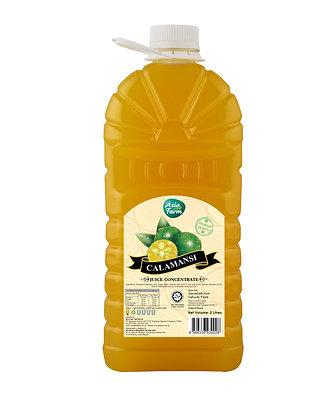 Premium Calamansi Juice Concentrate