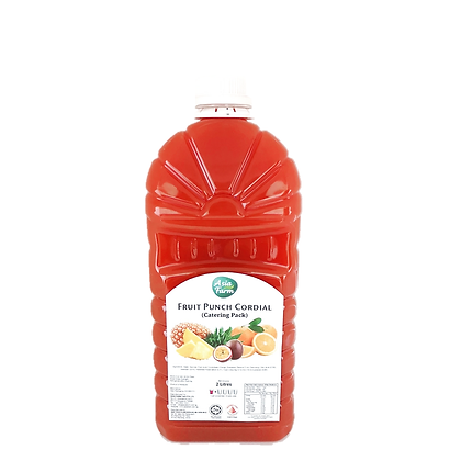 Asia Farm Healthier Choice Fruit Punch Cordial