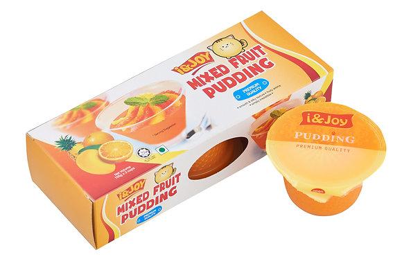 Mixed Fruit Pudding (3's x 105g)
