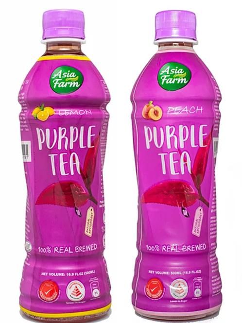Asia Farm Purple Tea Assorted (24's x 500ml)