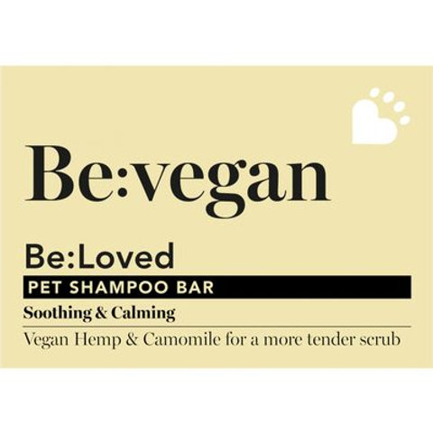 Be:Loved Pet Shampoo Bar