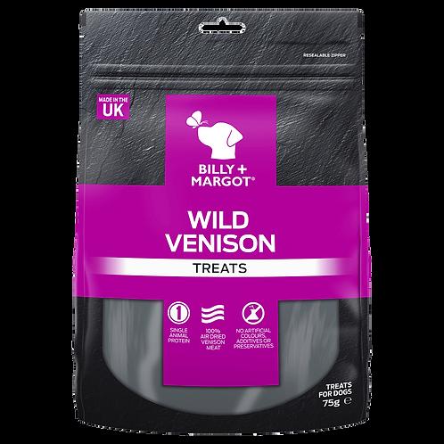 Billy + Margot - Wild Venison Treats