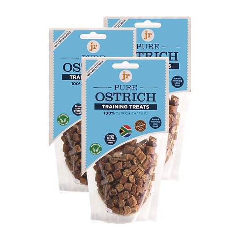 Ostrich Training Treats