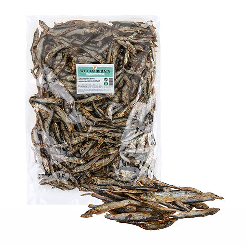Dried Baltic Sprats (weighed out, 100g)