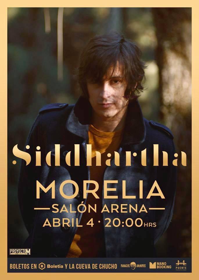 SIDDHARTHA MORELIA