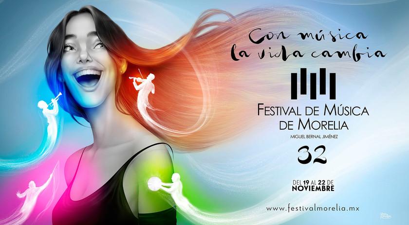 32 Festival de Musica de Morelia
