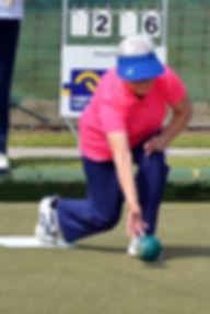 Bowls action