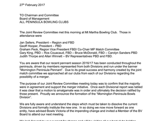 PBD and FBD formally amalgamate