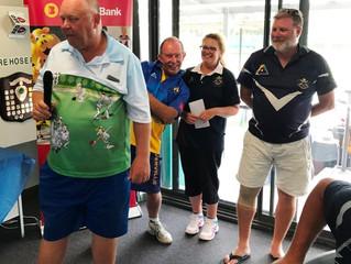 Australia Day Tournament success