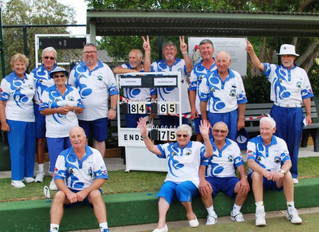 Hastings Add Division 5 flag to the trophy cabinet.