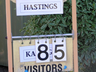 Hastings top of the heap in Division 1