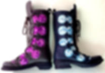 Red Frog Boots - kickstarter - reward