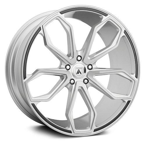 Rin 20x8.5 Asanti ABL-19 Silver