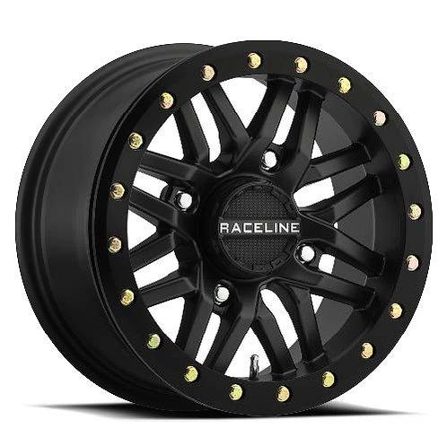 Rin 15x7 Raceline A91B RYNO Beadlock Black