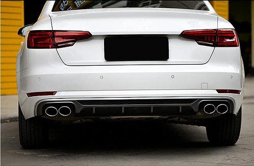 Diffusor Audi A4 2017-2020
