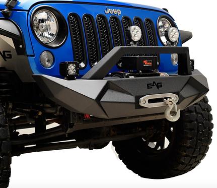 Facia delantera de Acero Off -Road Jeep JL 19-20