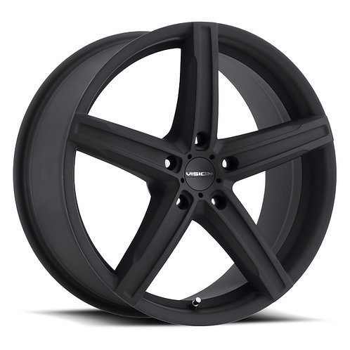 Rin 17x7 Vision Boost Negro