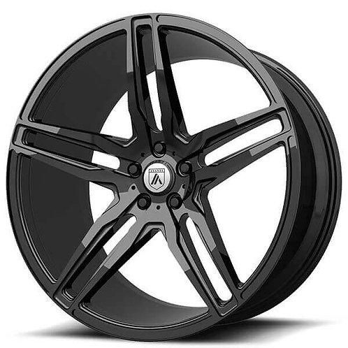 20x9 Asanti ABL-12 Black