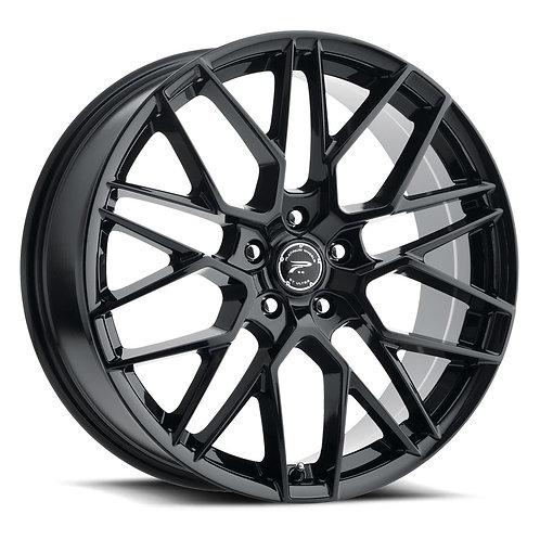 Rin 18x8 Platinum Retri Negro