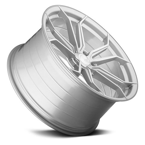 19x9.5 Avant Garde M632 Silver w/ Machined Face (Rotary Forged)