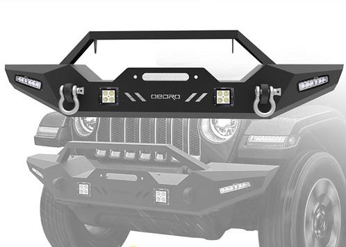 Facia de Acero Jeep JK 87-06