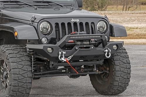 Facia de Acero  Rough Country Jeep Gladiador