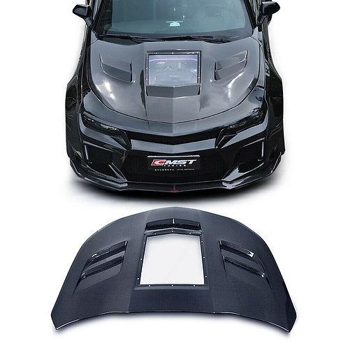 Cofre Fibra de Carbon Camaro  ZL1  19-20