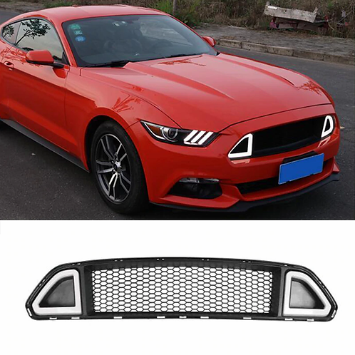 Parrilla Led Ford Mustang 2015-2017