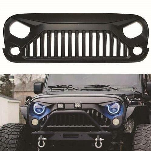 Parrilla Offroad Jeep JK 07-18