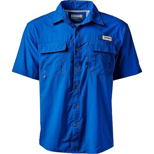 Camisa Magellan Azul