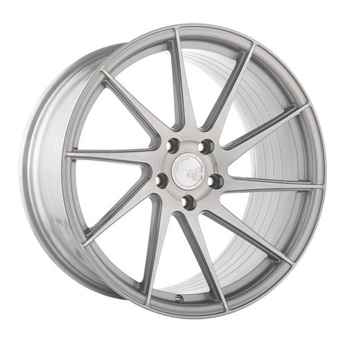 19x11 Avant Garde M621 Brushed Liquid Silver (Rotary Forged)
