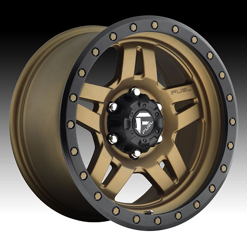 Rin 15x7 Fuel Anza Bronce